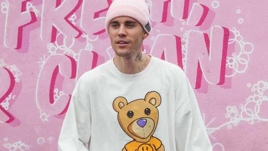 Justin Bieber en una imagen de archivo.