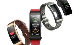 Huawei Talkband B6: una nueva pulsera que es también auricular