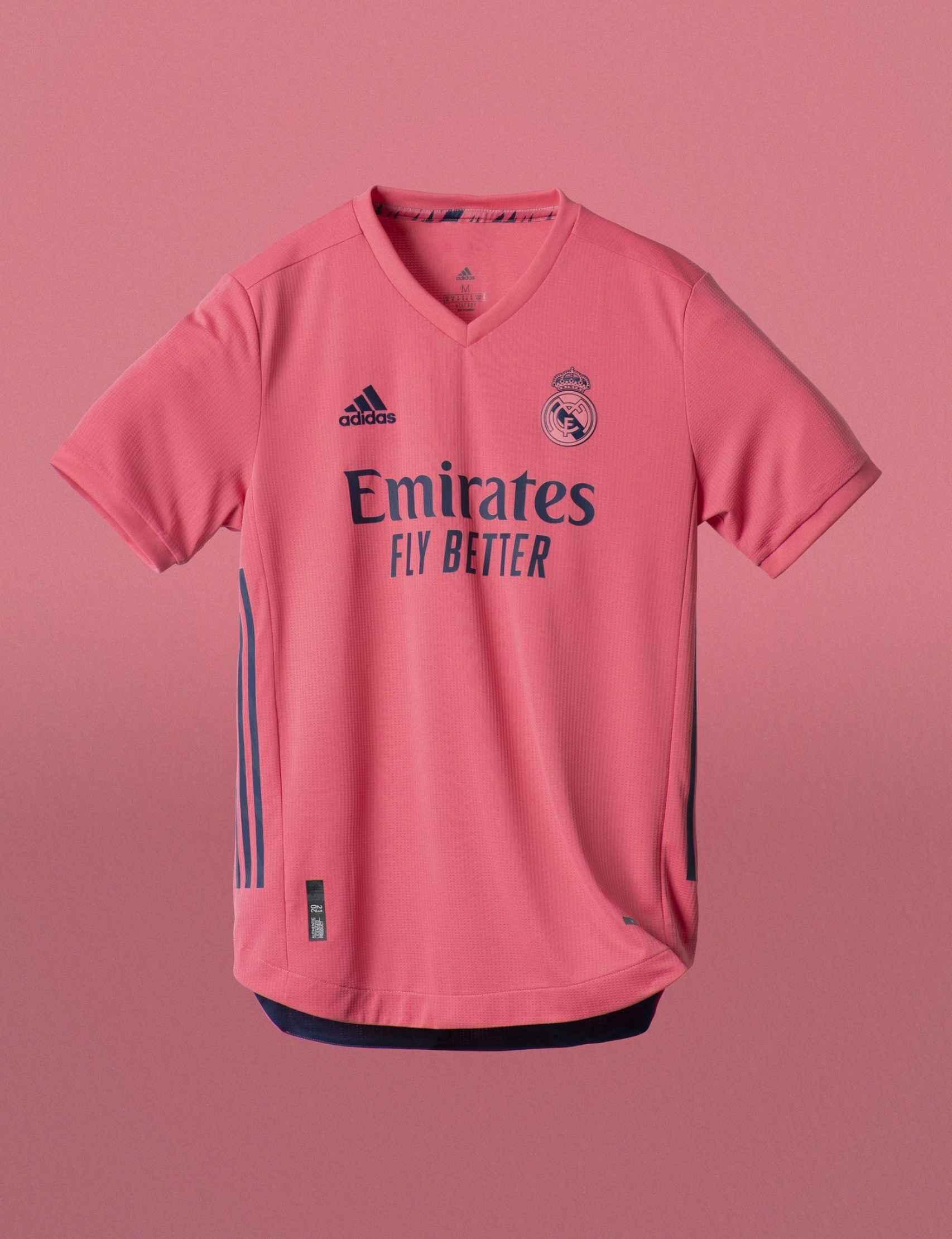 Real Madrid - 2ª equipación