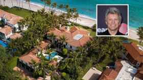 Jon Bon Jovi se muda: así es la nueva casa del cantante en Palm Beach