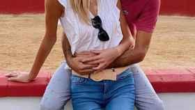 Ana Soria y Enrique Ponce, en su primera imagen juntos en redes sociales.