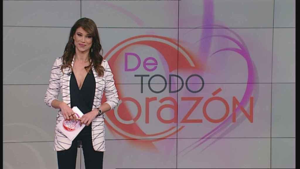 Telemadrid ha decidido cancelar 'De todo corazón' tras dos años.