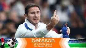 Frank Lampard, en un partido del Chelsea