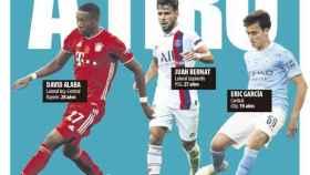 Portada Mundo Deportivo (31/07/20)