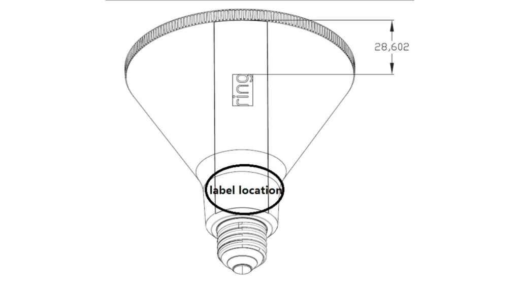 Las patentes de las bombillas de Amazon.