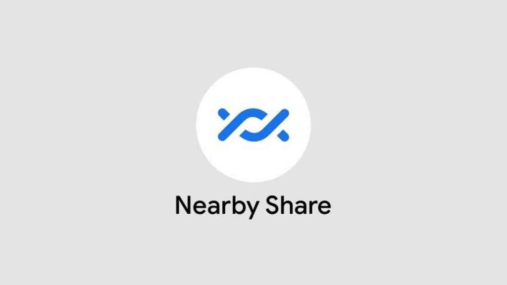 Símbolo de Nearby.