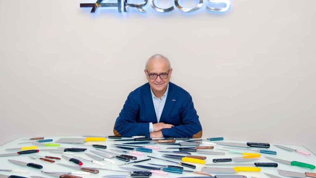 Pedro Arcos, director general de la empresa.