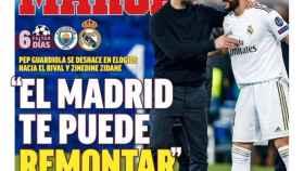 Portada MARCA 01-08-2020