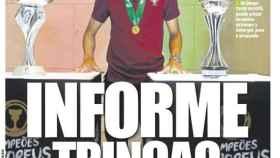 Portada Mundo Deportivo 1-08-2020