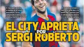 Portada Sport 1-08-2020