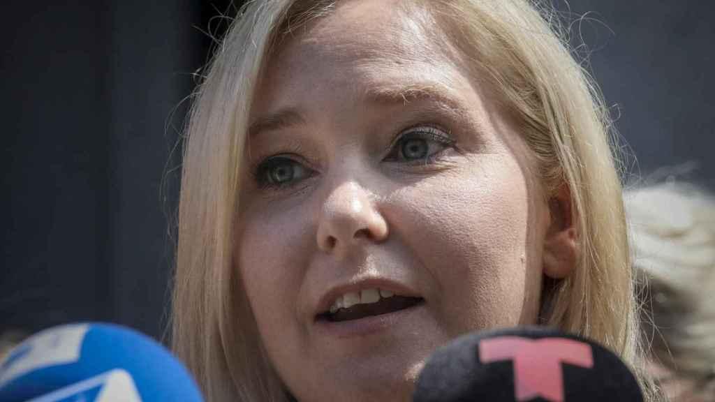 Virginia Roberts Giuffre acusa a Andrés de York de haber abusado de ella con 15 años.