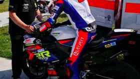 El equipo 2R Racing Team de Supersport 300