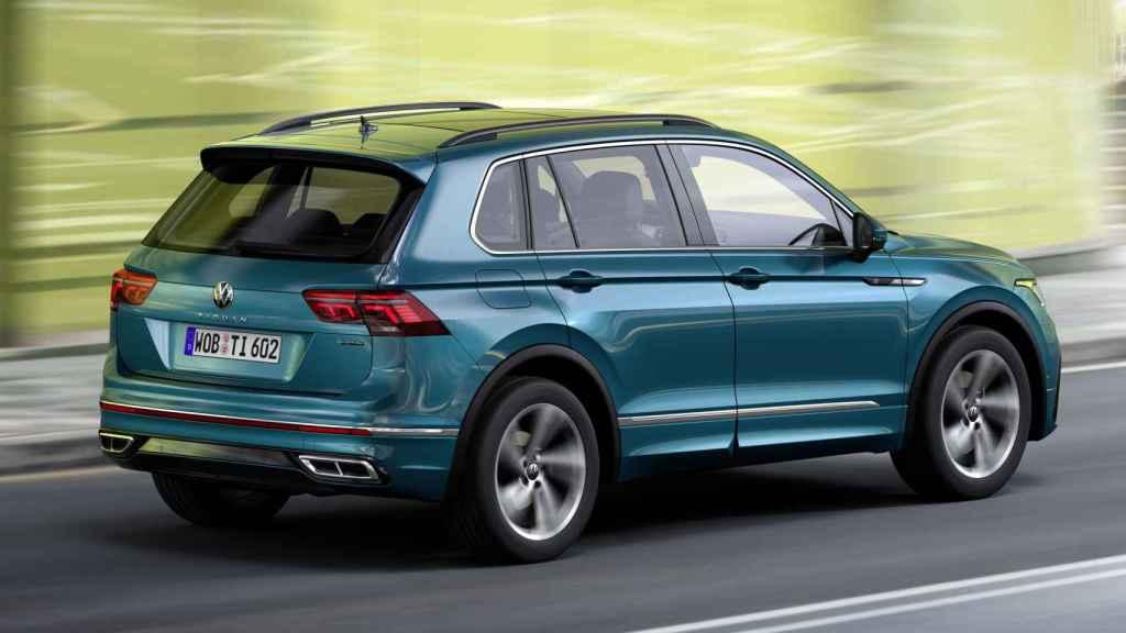 Nuevo Volkswagen Tiguan 2020.