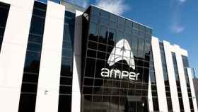 La sede de Amper.