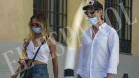 Ernesto Alterio junto a su nueva pareja sentimental, Ella Jazz.