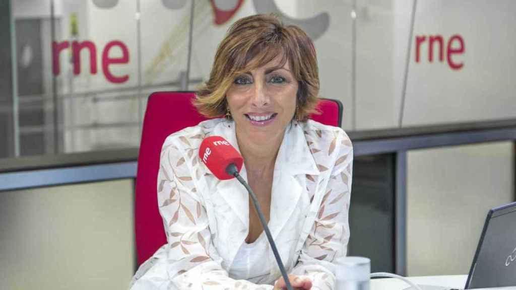 Mamen Asencio es una de las locutoras más aclamadas en RNE.