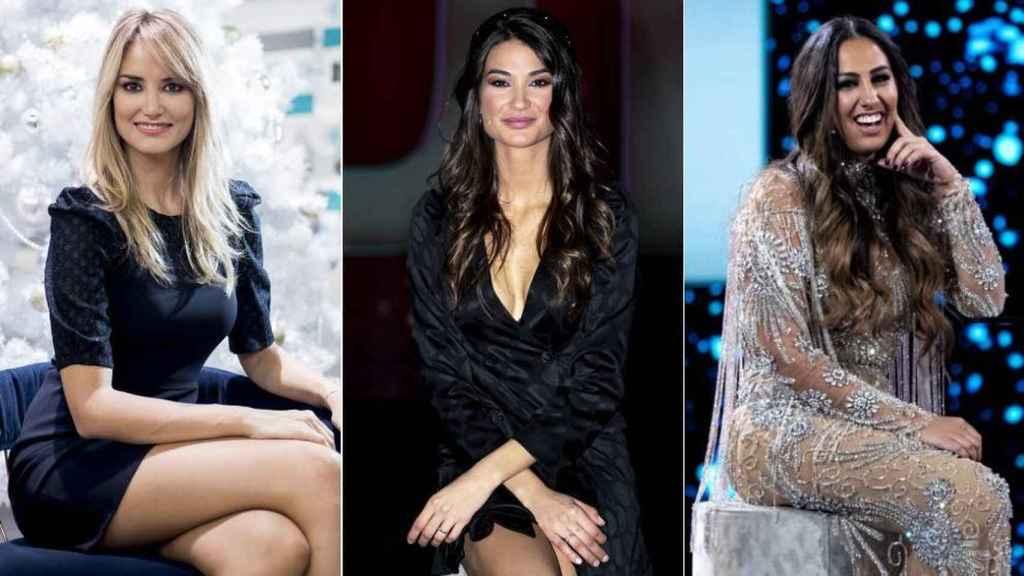 Alba Carrillo, Estela Grande y Noemí Salazar serán las protagonistas de 'Las Pijitanas'.