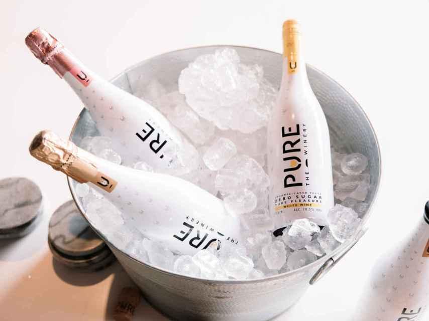 Pure The Winery es el primer vino sin azúcar del mercado.