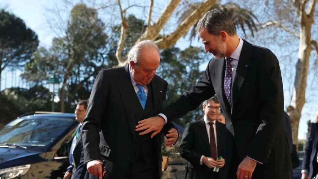 Se cierra una etapa de la Monarquía española y comienza otra