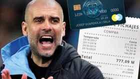 Pep Guardiola y su cuenta de fichajes con el Manchester City