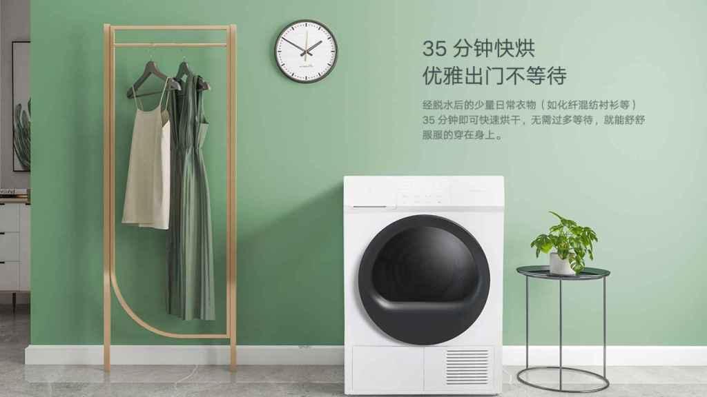 Secadora de Xioami