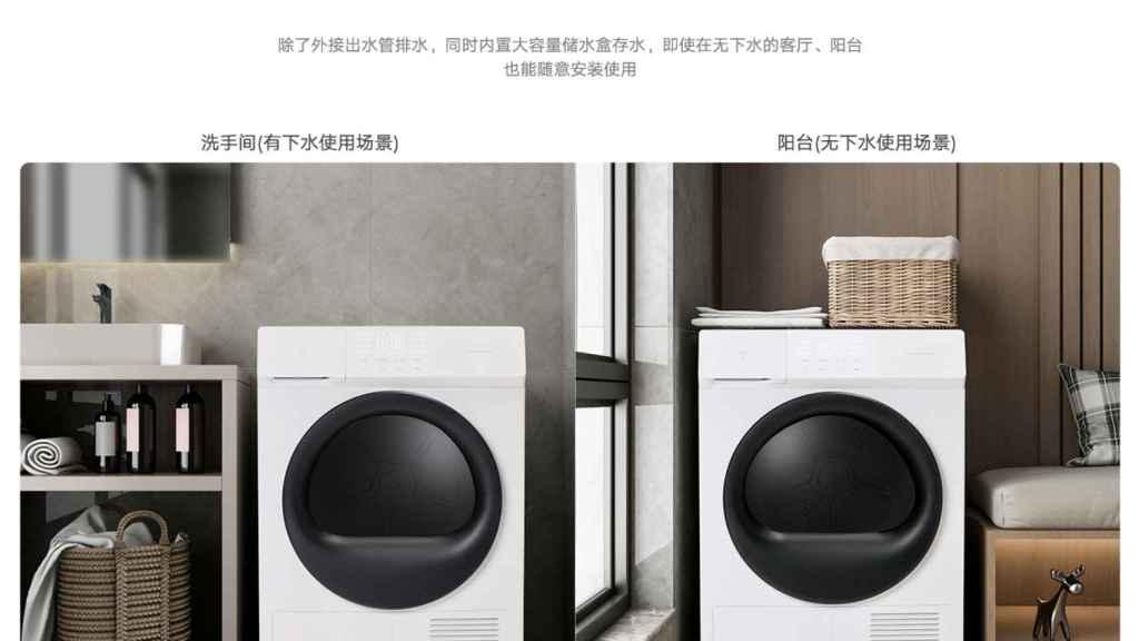 Secadora de Xiaomi