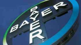 El logo de Bayer.