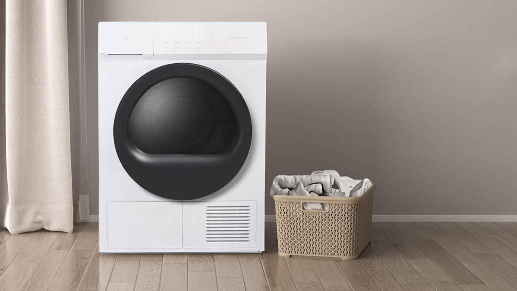 Secadora inteligente de Xiaomi.