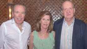 La familia Fanjul y el Rey emérito.