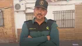 El cabo de la Guardia Civil Antonio Martín.