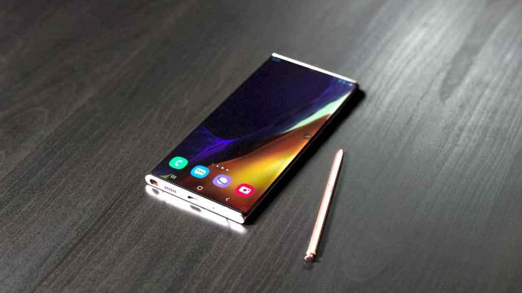 Samsung Galaxy Note 20.