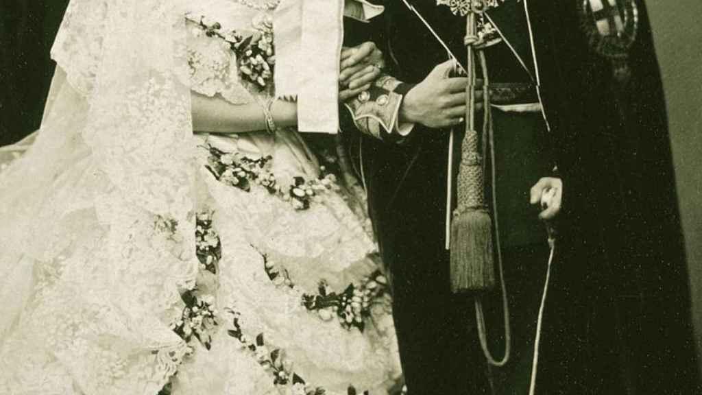 El rey Eduardo VII y su esposa Alejandra de Dinamarca.