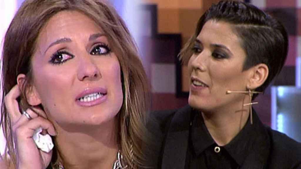 Vanesa Klein fue novia de Nagore Robles.
