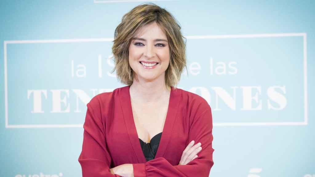 Sandra Barneda presentará la segunda edición de 'La Isla de las Tentaciones'.