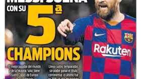 Portada Sport (05/08/20)