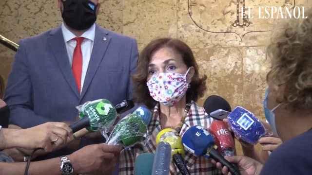 Calvo: Juan Carlos no huye de nada. No está inmerso en ninguna causa