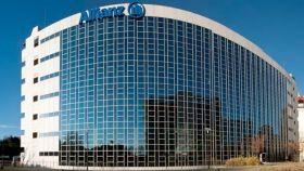 Instalaciones de Allianz.
