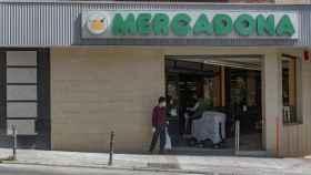 Un supermercado de la cadena de Juan Roig en una imagen de archivo.