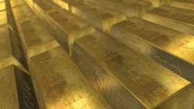 Lingote de oro, en una imagen de archivo.