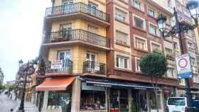 Imagen de una vivienda en alquiler o venta.
