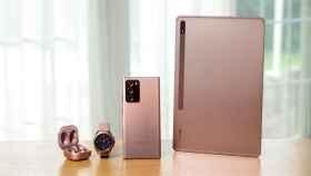 Nuevos dispositivos de Samsung.