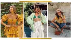 Así combinan las 'influencers' el nuevo color de moda que será la tendencia estrella de este año