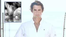 Javier Calle en montaje de JALEOS junto a su nueva pareja.