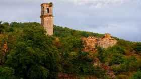 7 pueblos fantasma de España para visitar en verano