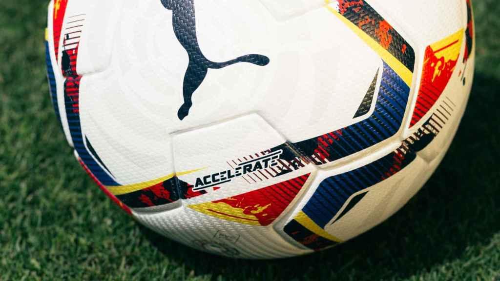 LaLiga y Puma presentan los nuevos balones oficiales para la temporada 2020/21