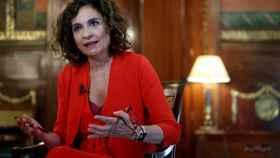 María Jesús Montero: No hubo consenso ni negociación, la Casa Real tomó sus decisiones