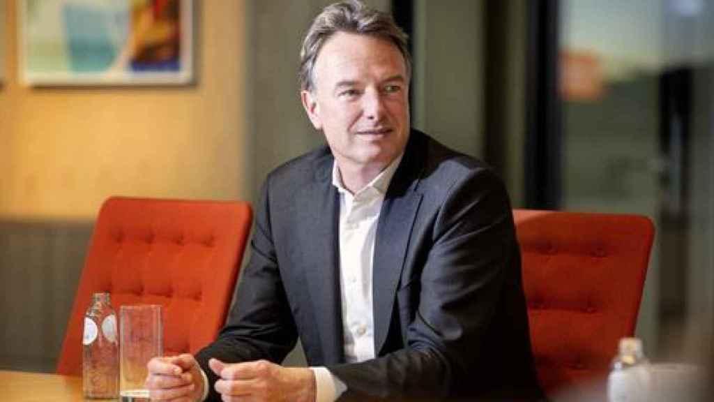 Steven van Rijswijk, consejero delegado de ING.