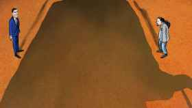 La sombra del rey es ancha