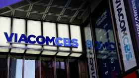 Sede de ViacomCBS en Nueva York.
