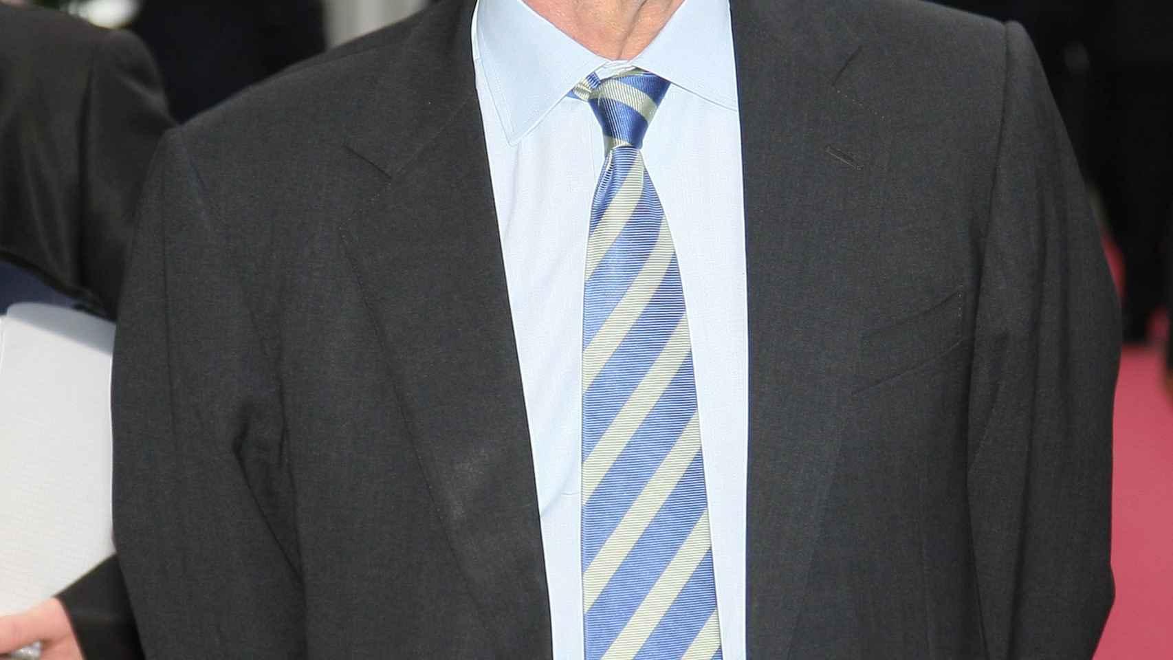 César Alierta, expresidente de Telefónica, en una imagen de archivo.